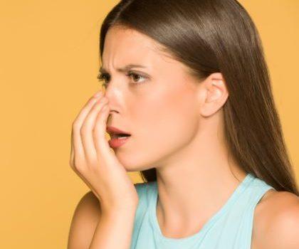پنج روش برای از بین بردن بوی بد دهان